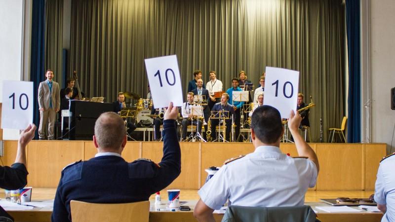 "PJO gewinnt Jazzwettbewerb ""BW Musix 2016"""